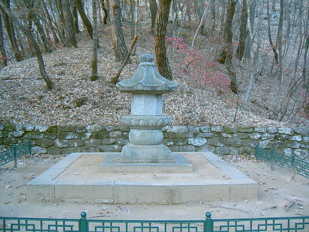 용문사 정지국사탑