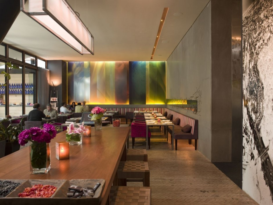 Garduño architects o restaurant osa 오사