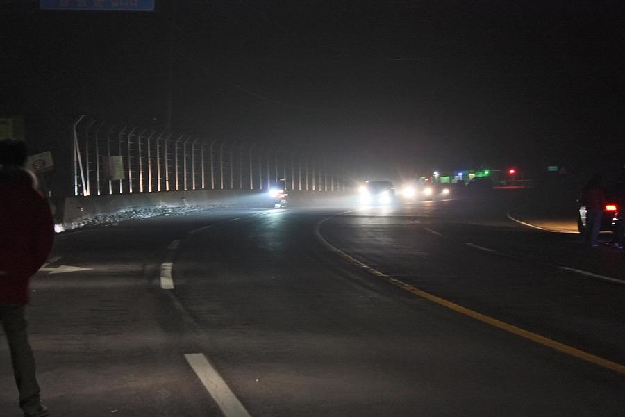 바이크로 달리자 - 야간 유명산 투어 : 180F6D3D4F6690A130DCF1