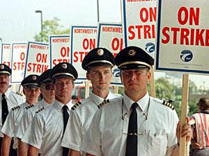 항공사 파업은 파급력이 커...