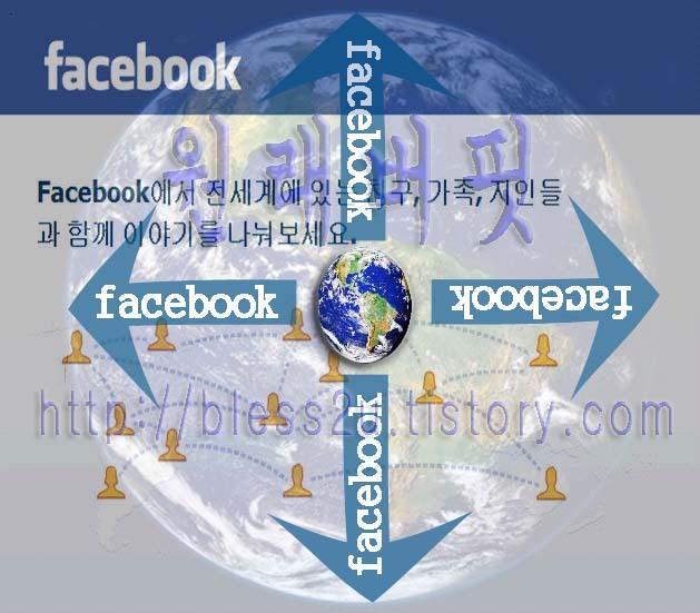 페이스북 ( facebook ) 사용법 파일 공유             ge.tt