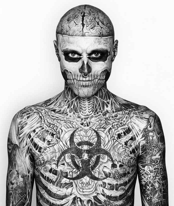 Zombie boy - Les differents style de tatouage ...