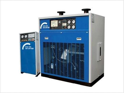 에어드라이어(공냉식): Refrigerated Air Dryer - 지에스에이(GSA)