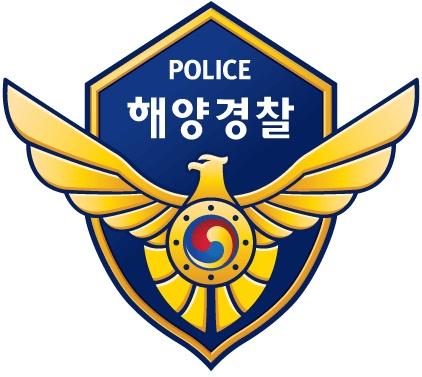 해양경찰철 로고