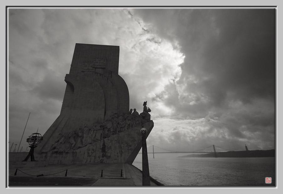 Columbus memorial _ 포르투갈 리스본
