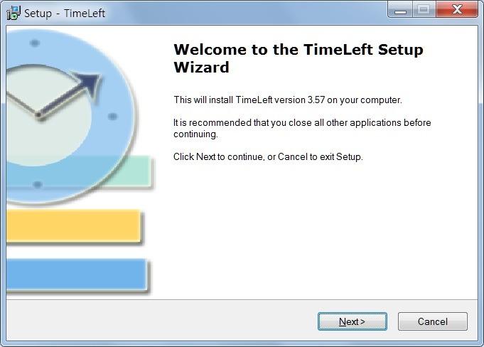 Timeleft - 스케쥴, d-day, 시간, 분단위 알림 프로그램