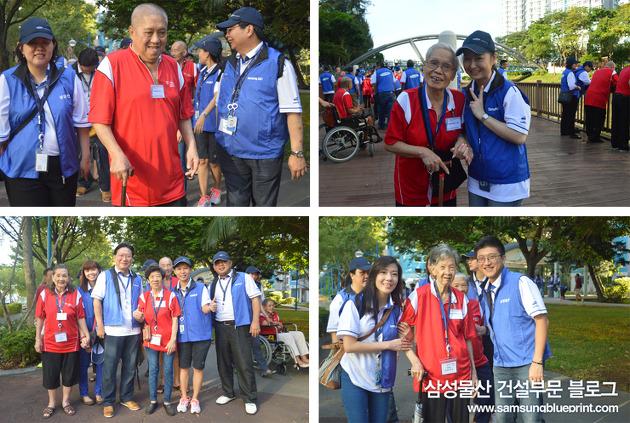 삼성물산 건설부문 동남아총괄 나눔활동 4