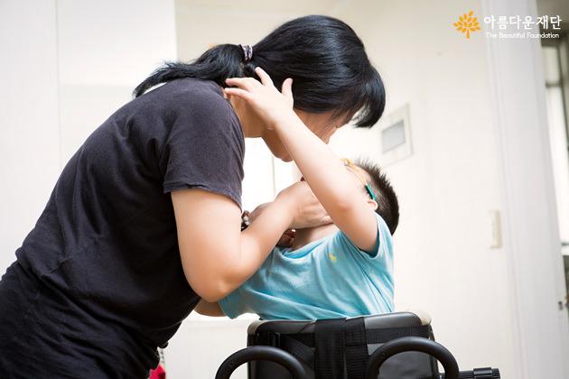 2015 장애아동청소년 맞춤형 보조기구 지원사업 시작하던 날