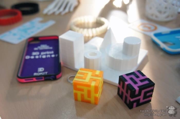 3D 프린터 업체 로킷의 에디슨 시연으로 본 국내 3D 프린터 시장의 가능성
