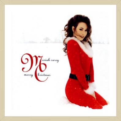 Queer Love~♡ :: 머라이어 캐리 (Mariah Carey) - Merry Christmas 크리스마스 앨범 리뷰~♡