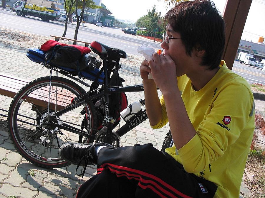 자전거로 달리자 - 3일차 ② ▷ 충청도 : 216C5949513BA4E2021B87