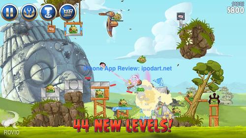 Angry Birds Star Wars II 아이폰 아이패드 추천 슈팅 게임
