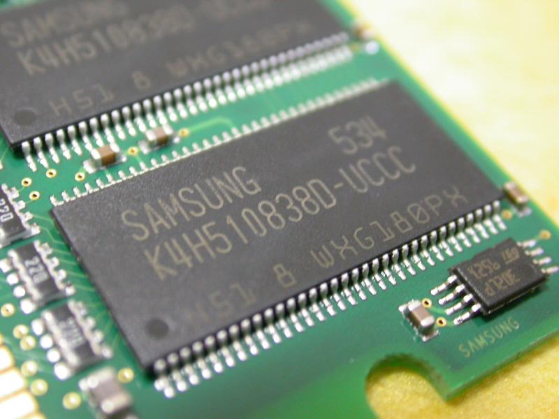 삼성 메모리 모듈