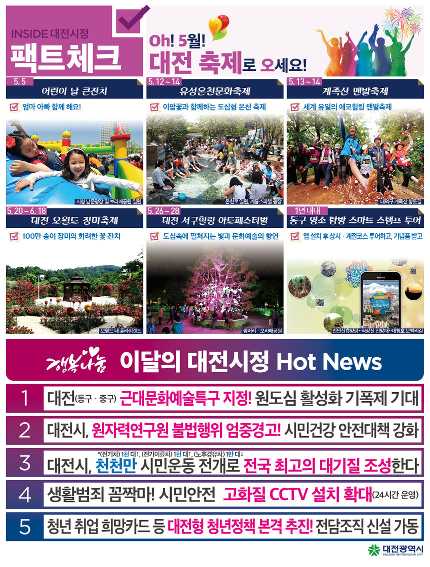 대전시정핫뉴스