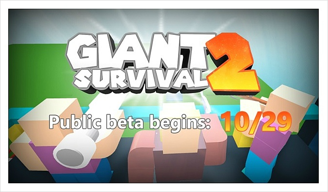 로블록스/Roblox - Giant Survival 2