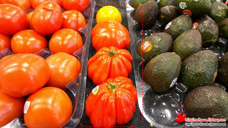 가보 토마토(Heirloom tomato)