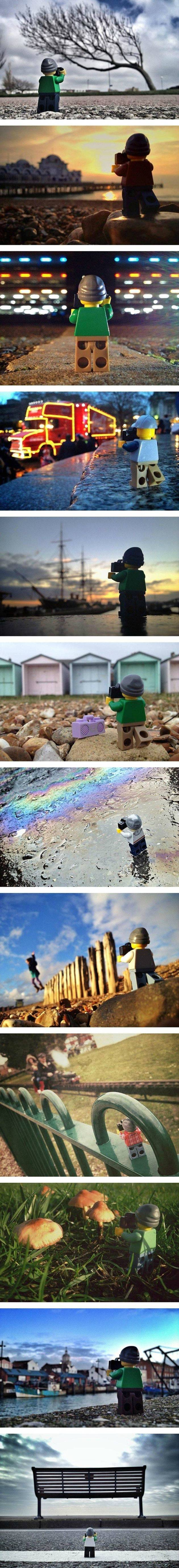레고 카메라맨
