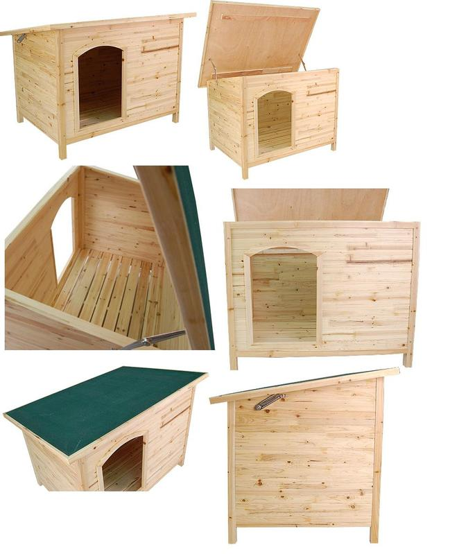 X Dog Kennel Roof