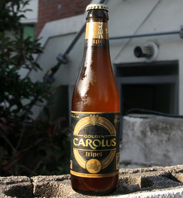 Gouden Carolus Tripel (구덴 카롤루스 트리펠) - 9.0%