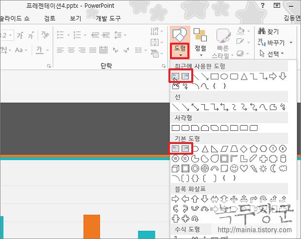 파워포인트 PPT 기본 사용법 텍스트 입력과 서식 변경하기