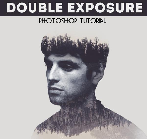 더블 익스포저 기법을 이용한 포토샵 사진합치기 ...