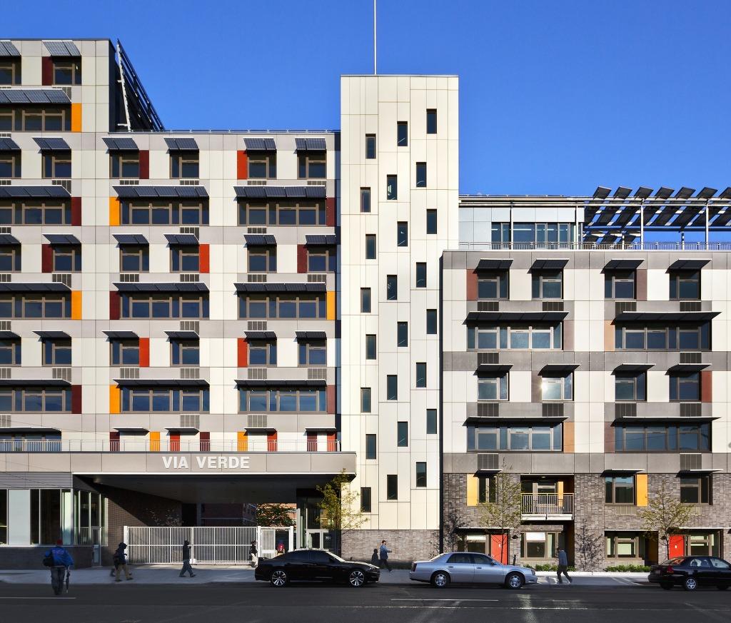 Cheap Apartments Los Angeles: *지속가능한 공동주거 프로젝트 [ Dattner Architects + Grimshaw