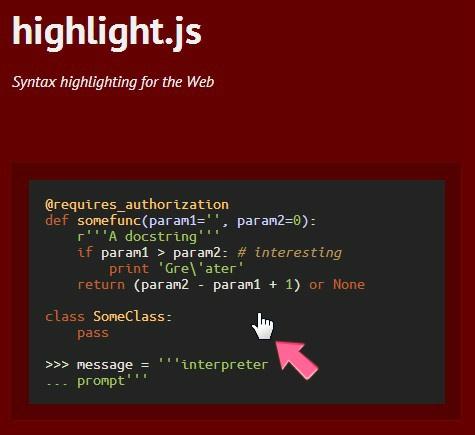 블로그 문법강조, 프로그래밍 소스코드 문법 하이라이트, Syntax Highlighting, 문법강조, 소스코드 강조, 문법 하이라이트, 코드 하이라이트