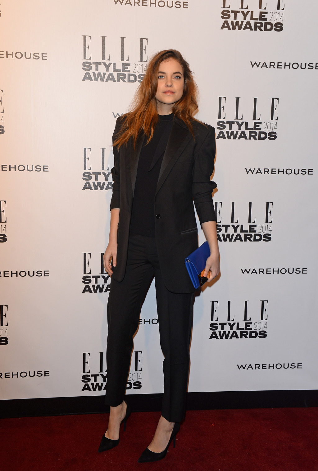 ... Barbara Palvin @ Elle Style Awards 2014 at One Embankment in London 18