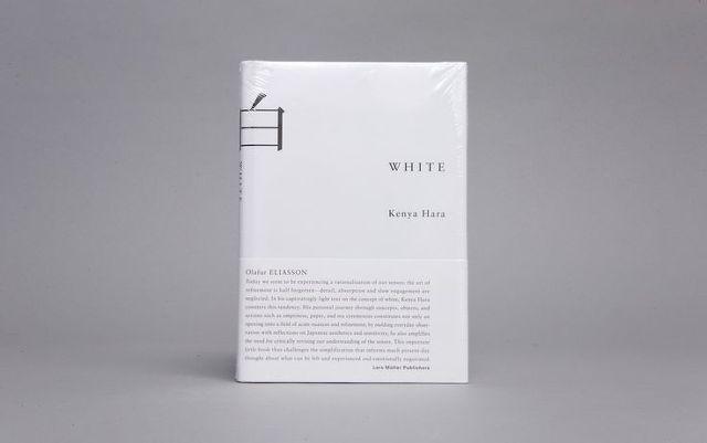 WHITE : Kenya Hara