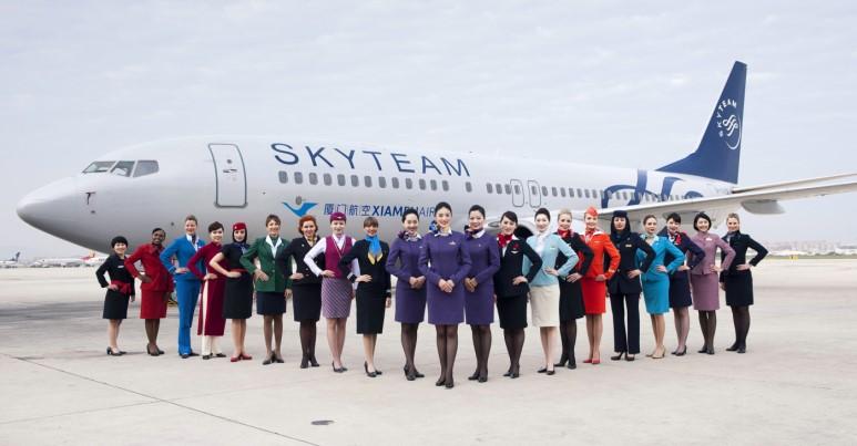 스카이팀 (Sky Team) 항공사