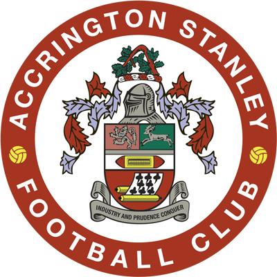 Accrington Stanley FC crest(emblem)