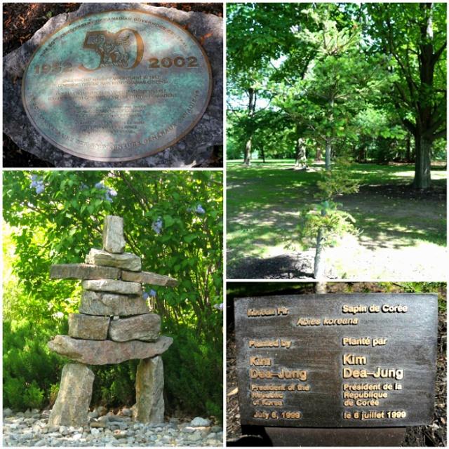 캐나다 총독관저 정원 Rideau Hall Garden