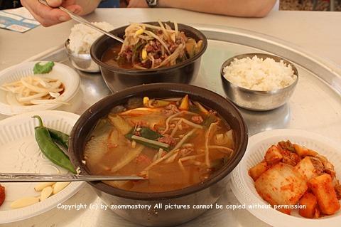철마한우축제, 한우국밥, 먹거리장터