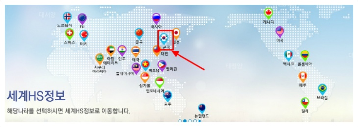 세계 HS 정보