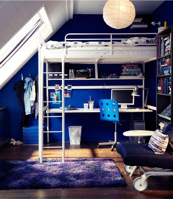 이케아 2층침대 활용 아이디어 블로그story