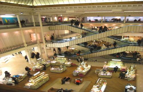 백화점 department store