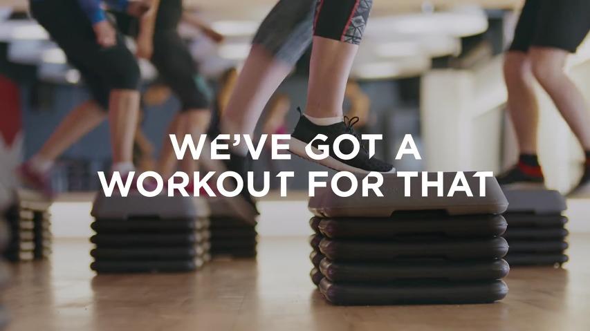 괜찮은 남자와 멋진 연애를 하기 위해서는 운동을 해야합니다! '버진 액티브(Virgin Active)' 헬스클럽의 TV광고 '우리가 운동을 하는 이유(We've got a workout for that)'편 [한글자막]
