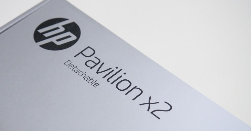 어, 그때 그 제품이 아니네? HP 파빌리온 X2 개봉기