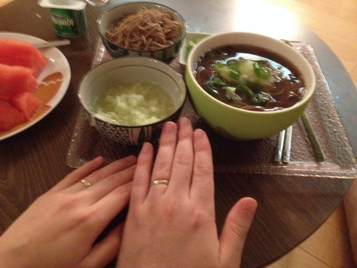 2013 아내가 해주는 흔한(?) 음식들 사진