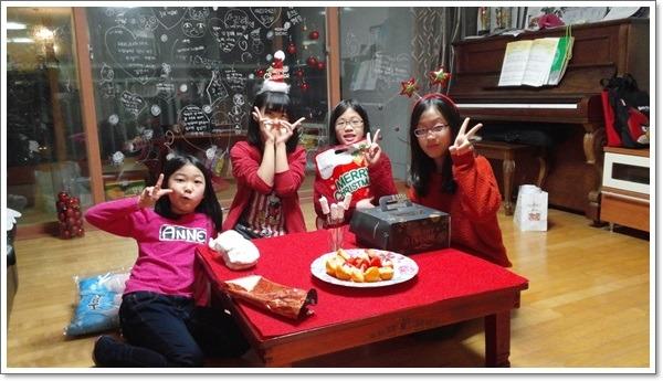 2014년 크리스마스 파티!!!