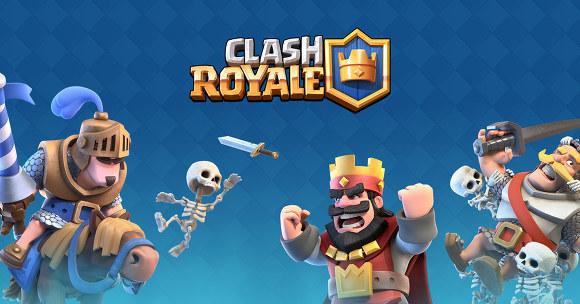 클래시 로얄(Clash Royale)