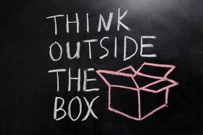 라쿤잉글리시 RaccoonEnglish - think outside the box - 생각의 틀을 깨다 ...
