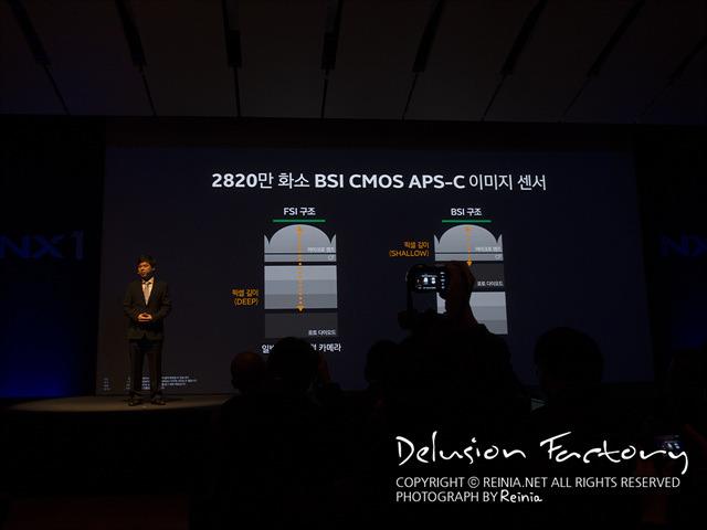 2820만 화소 BSI CMOS APS-C 이미지 센서