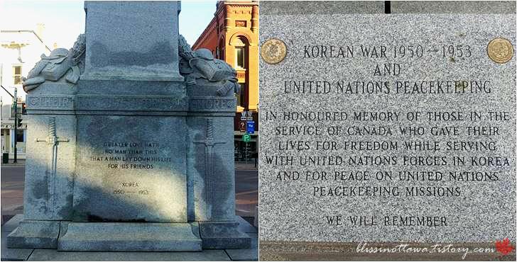 한국 625 전쟁 기념비입니다