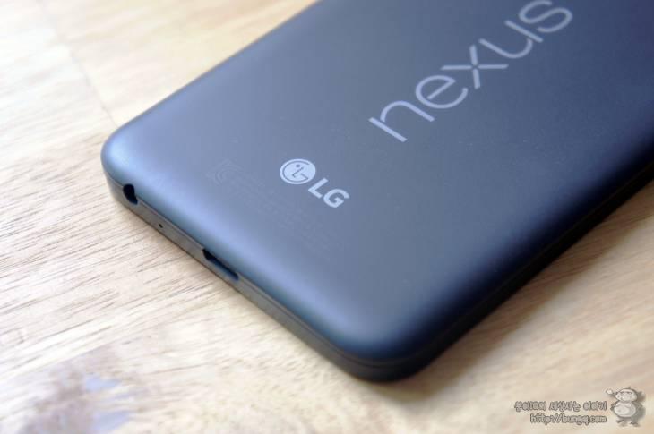 nexus, 5x, 넥서스5x, 개봉기, 디자인, 특징