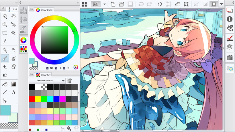 How To Change Color In Clip Studio Paint