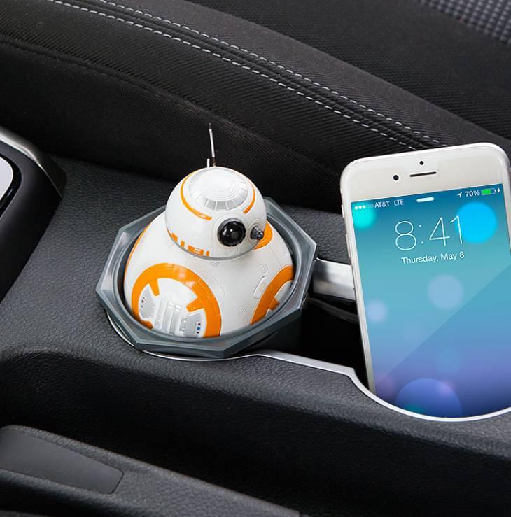 차량용 USB 충전기로 돌아온 BB-8