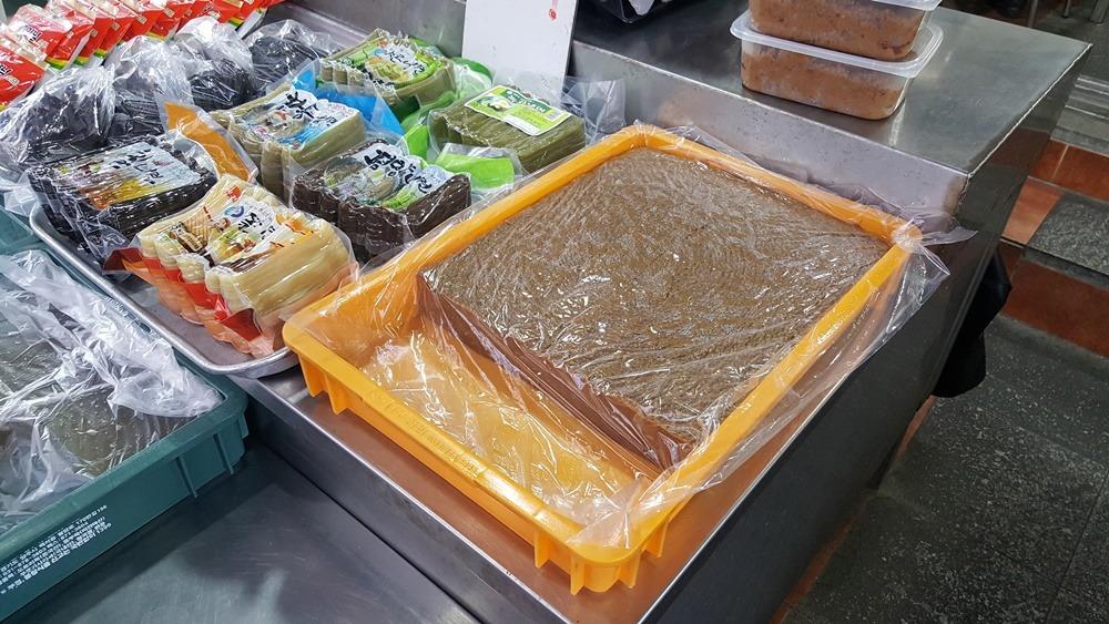 [모란시장 맛집]손두부마을