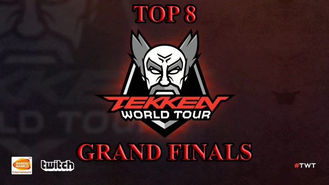 Tekken 7 월드 투어 Rev Major 필리핀 2017 다시보기
