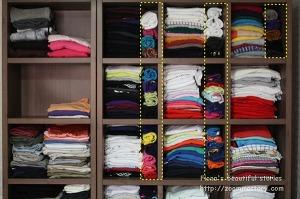 옷장정리, 옷, 노하우, 정리, 티정리